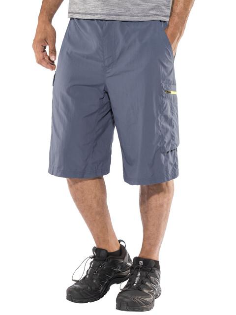 Columbia Silver Ridge Cargo Shorts Men zinc/voltage